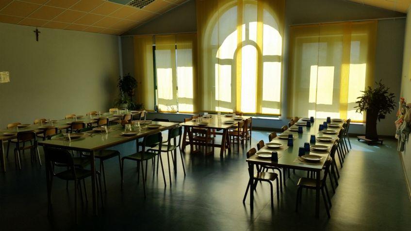 Bret - sala refezione