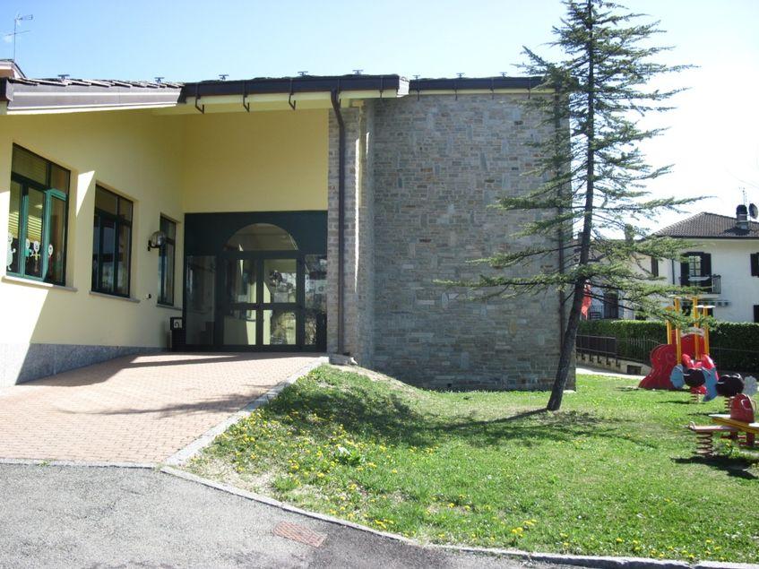 Bret Scuola dell'Infanzia - ingresso