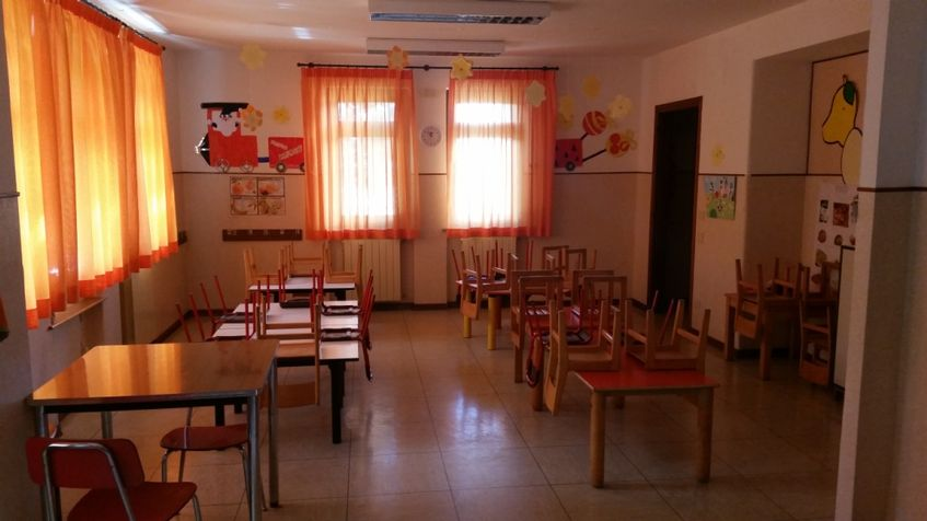 Chantignan - aula refezione