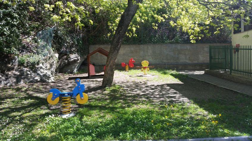 Chantignan - area giochi