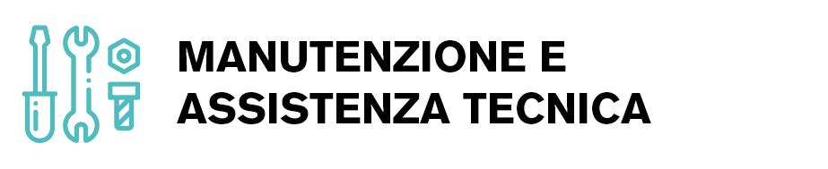 Icona indirizzo manutenzione e assistenza tecnica