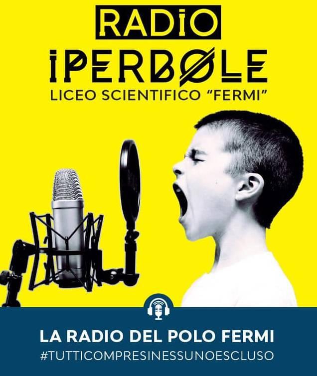 Logo Radio Iperbole
