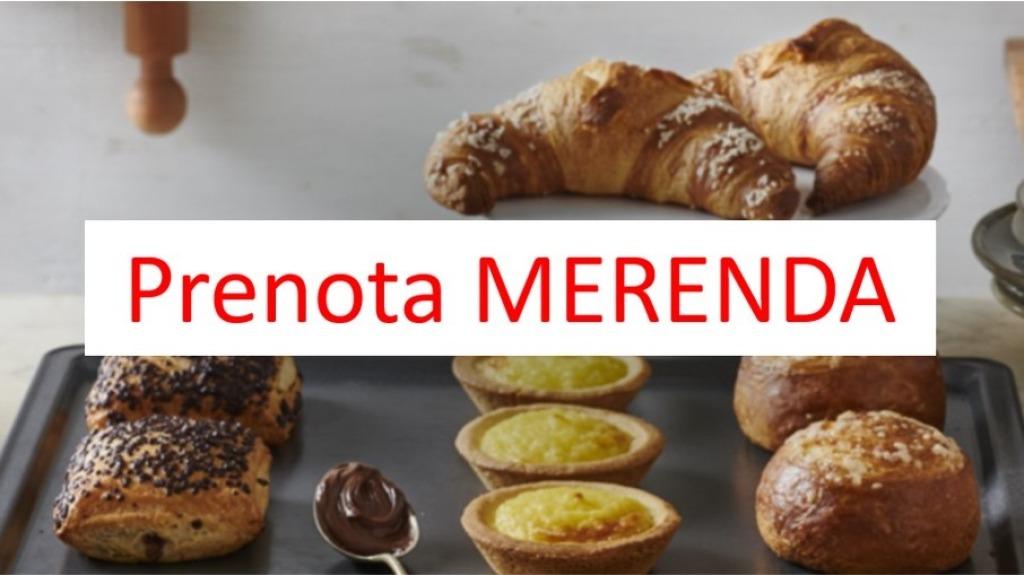 Prenota MERENDA