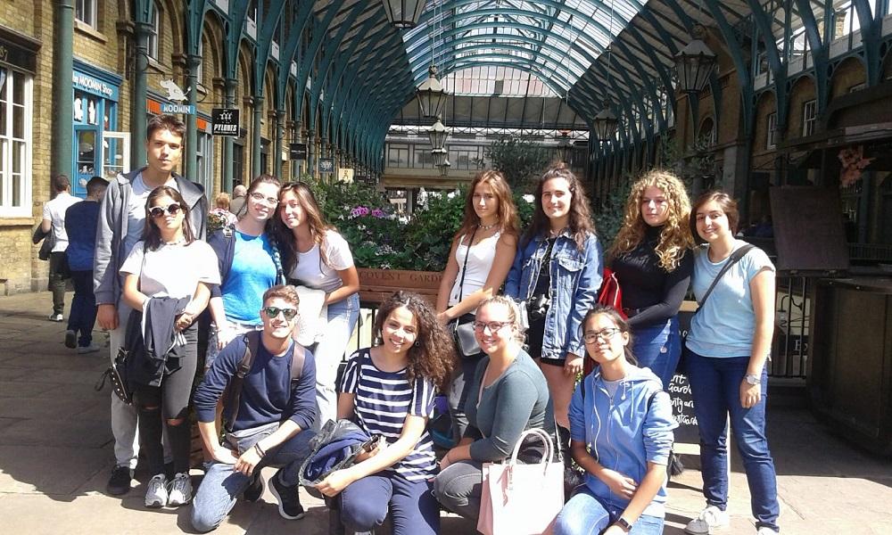 Il gruppo di Londra