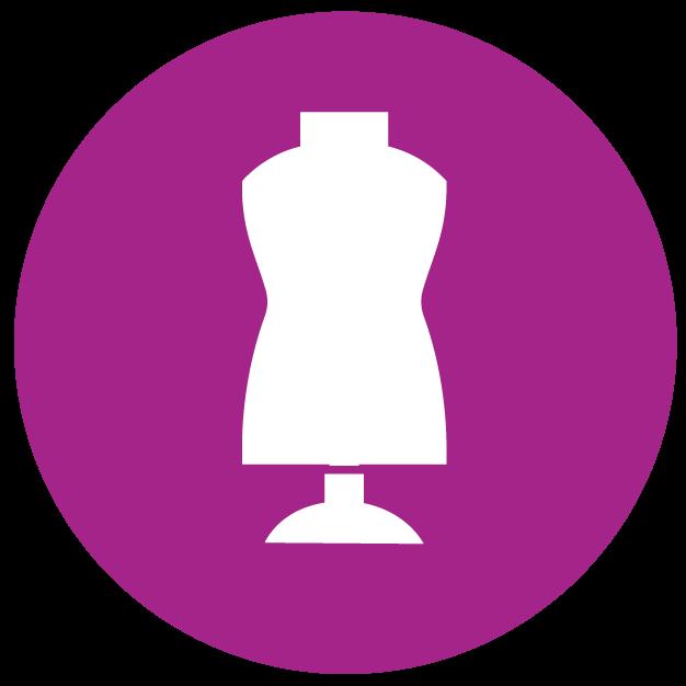 Logo Bottone Moda