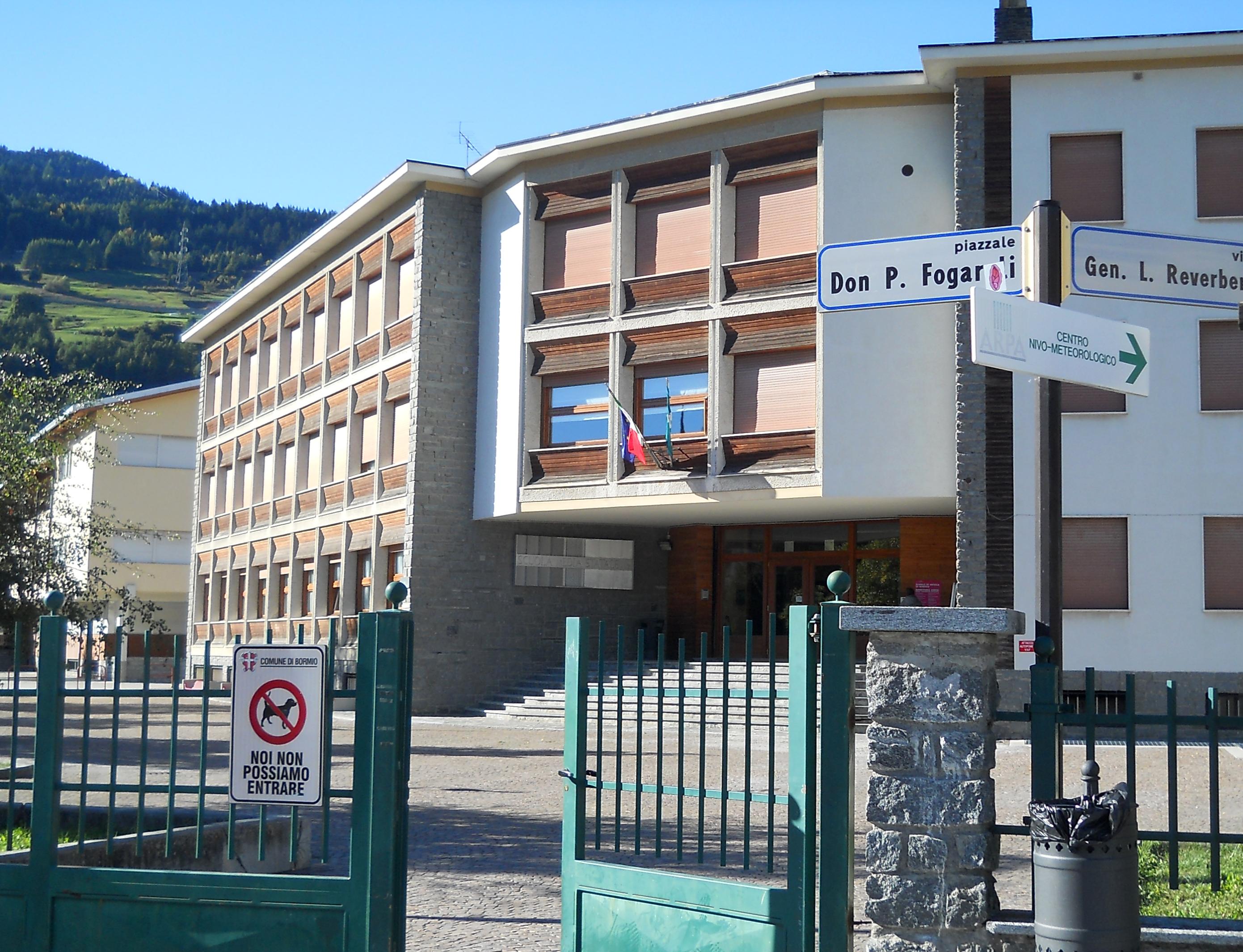 Scuola secondaria di Bormio