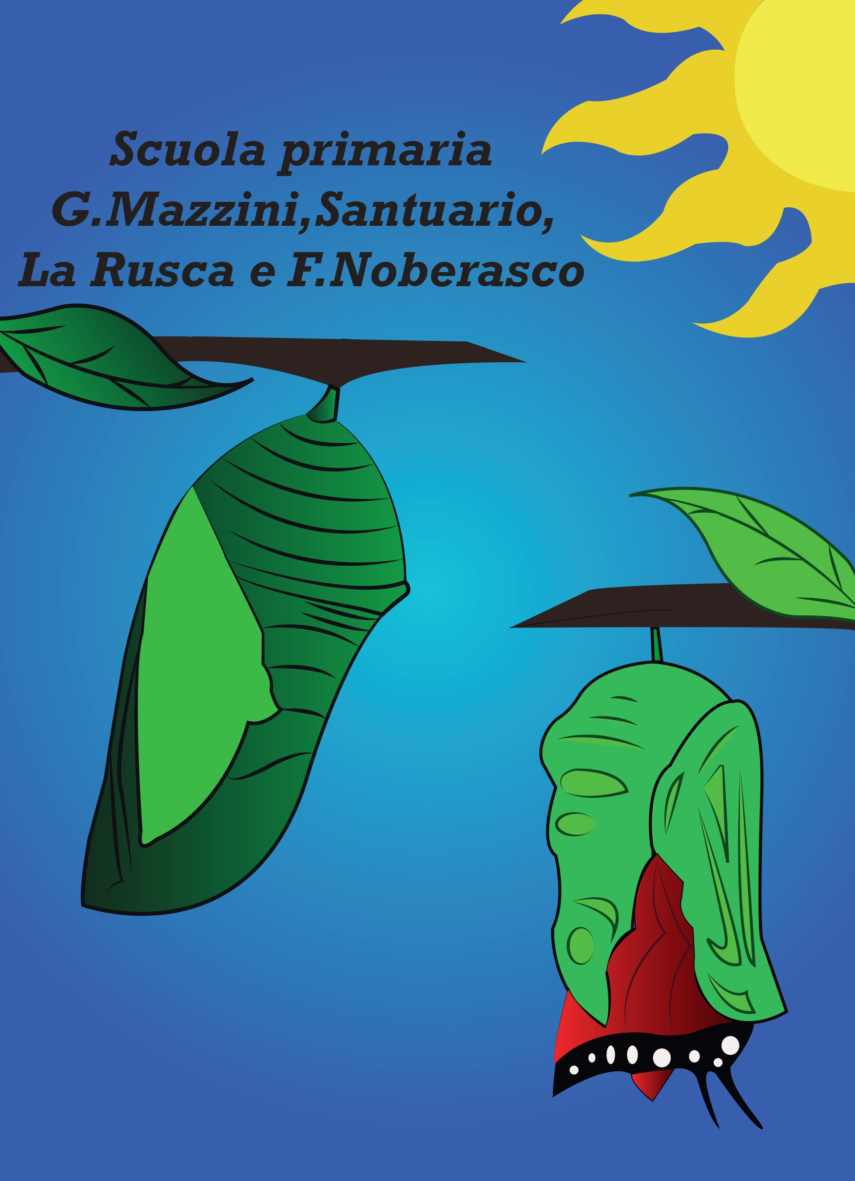 Logo Scuola Primaria G Mazzini Santuario La rusca e F Noberasco