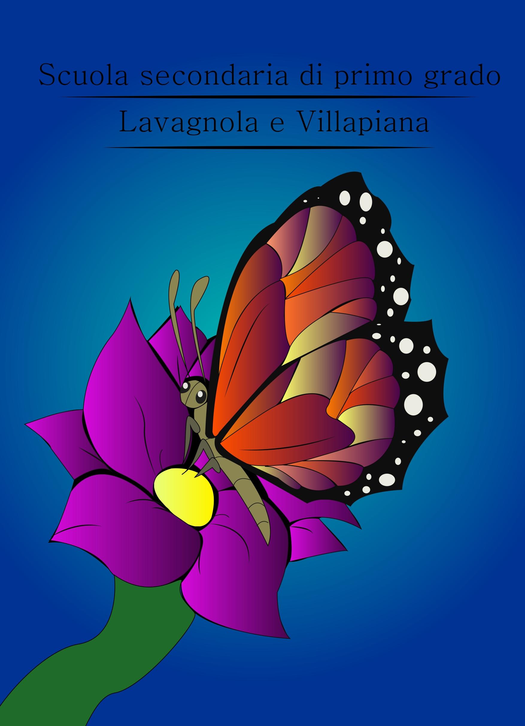 Logo Scuola Secondaria primo Grado Lavagnola e Villapiana