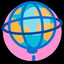 Logo indirizzo Relazioni Internazionali per il Marketing