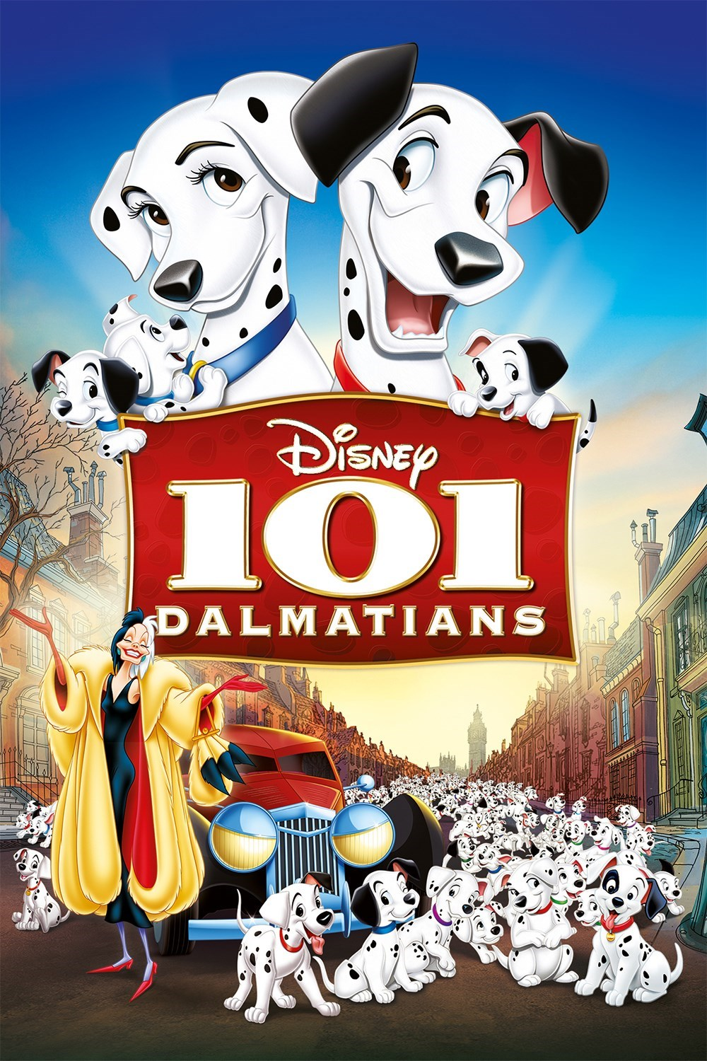 101-dalmatians-one-hundred-and-one-dalmatians 25714